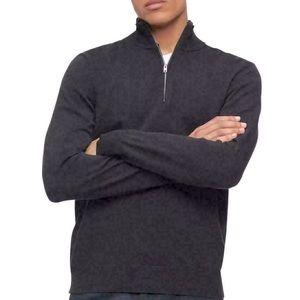 EUC- Charcoal Gray 3XT Calvin Klein Sweater